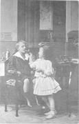 Julestemning anno 1906