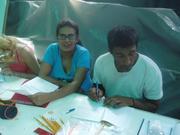 educando en centro de recuperación del Paco