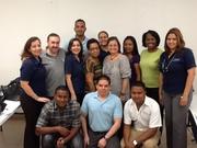 Entrenando al Equipo de Knowledge Group de Panamá