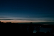 Venus Saturnus och Merkurius