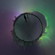 Norrskensplaneten
