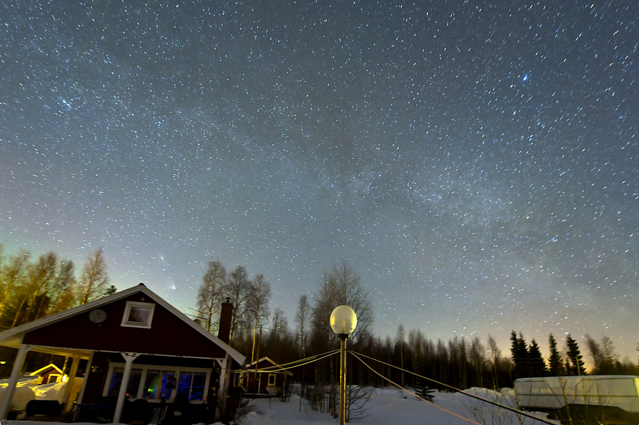Kometen PanSTARRS C 2011 L4