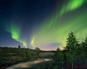 Ytterligare en bild från natten den 3 september.