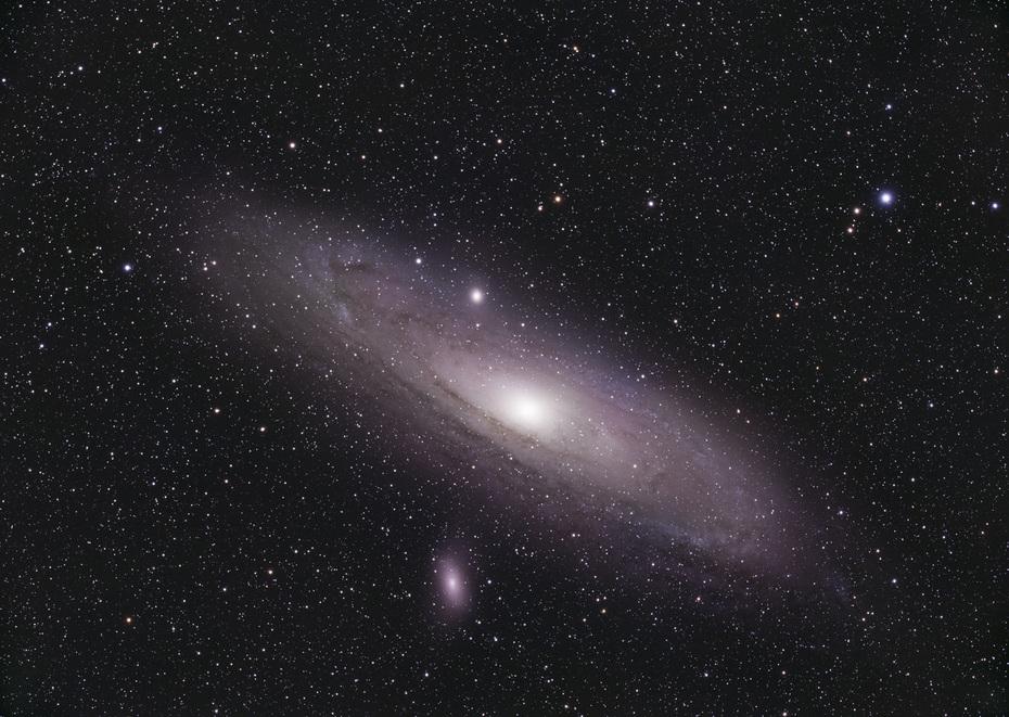 M31 Andromedagalaxen