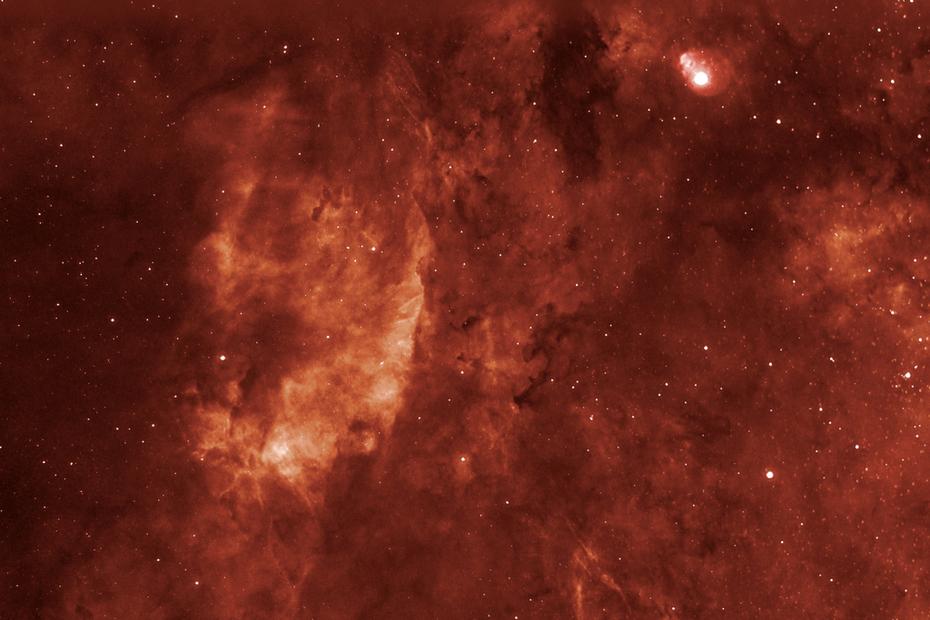 Den okända delen av IC1318