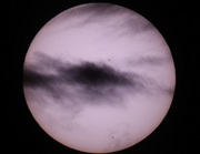 Merkuriuspassagen 2016 (molnigt)