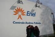 19 marzo 2012 Visita della 2D alla Centrale Enel A.Palladio di Fusina