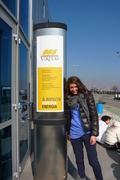 28 febbraio 2012 Visita della 1D al Polo Integrato per la gestione dei rifiuti a Fusina
