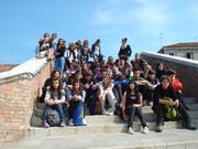 Scambio con Pontcharra (Grenoble) A.S.2011/12 - Uscita a Venezia