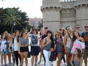Soggiorno Linguistico a Valencia 1-7 settembre 2013