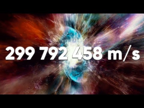 A História da Velocidade da Luz