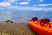 Kayak at Olowalu