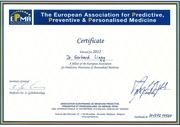 Certificate EMPA-1