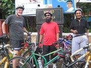 The Breakfast Ride Bandra Juhu