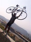 Mumbai-Lonavala-Mumbai Cycling Ride on 291109