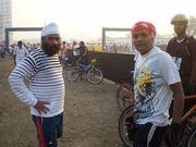 Ture day Mumbai Cyclothon 2010