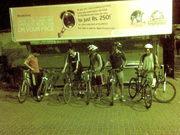 Borivali cyclists - 1st Group Ride