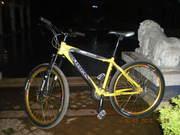 Fomas' New Mountain Bike