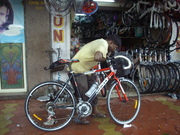 """Fomas Roadking Cycle'(Friday 23-7-2010)"