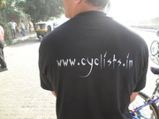 Cyclists.in 5K Ride BKC 6 JUNE 2011