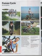 FOMAS CYCLES win racing bike contest