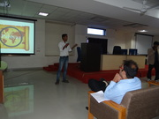 Pahiyaa @ Guhjarat Technological University