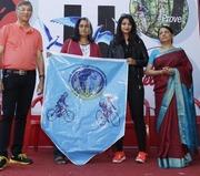 Cyclothon by Young Environmentalists at Powai