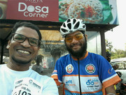 Me with Jagwinder Singh