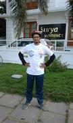 Me at Kannur Cyclothon - Feb 2018