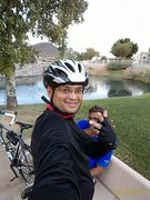 Biking in USA ( Glendale , Arizona)