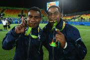 Fiji GOLD in Rio