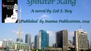 Spinster Kang--Book trailer