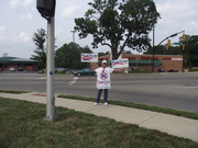 Flash Event at Five points intersection in Fairborn