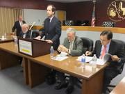 Congressman Leonard Lance Tax Forum September 12, 2013