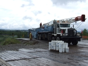Turner Vally Rig Move 209