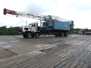 Turner Vally Rig Move 167