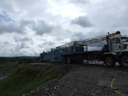 Turner Vally Rig Move 210