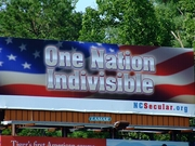 One Nation Indivisible (aka the godless billboard)