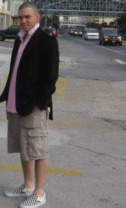 Me in Panama City, FL 2009