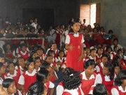 an anti superstition programme in school