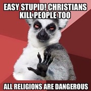 Religion Is Shit