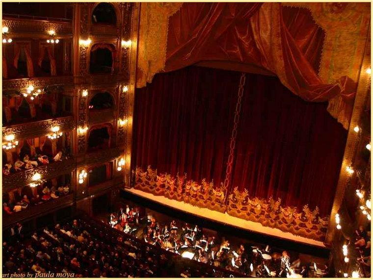 Buenos Ayres Opera House