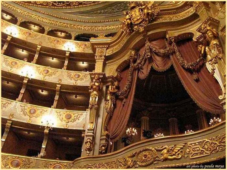 Lisboa Opera House