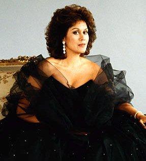 Kiri te Kanawa, soprano