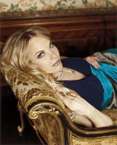 Elina Garanca, mezzo-soprano