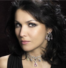 Anna Netrebko, soprano