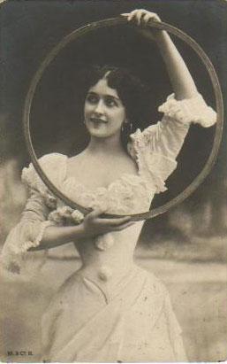 Lina Cavalieri, soprano (1874-1944)