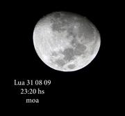 Lua crescendo