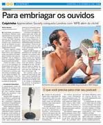 CAS no jornal O DIA