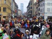Carnaval 2009 Basel Suiça